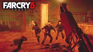 Far Cry 5 - New Zombies Gameplay Trailer! Vietnam War, Mars DLC! Map Editor! Arcade Walkthrough!