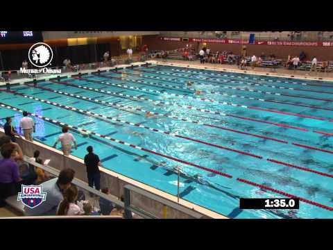 Women's 200m Individual Medley C Final - 2012 Columbus Grand Prix