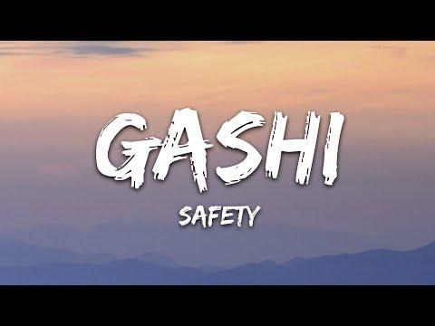 GASHI - Safety (Lyrics / Lyric Video / Letra) ft. DJ Snake