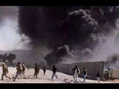 Paki-Punjabi ISI Suicide Bomber 'kills 50' at Afghan volleyball match in Paktika