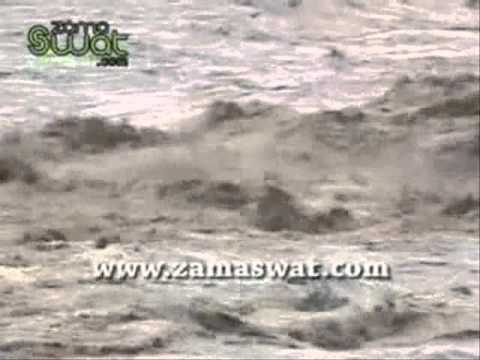 Swat Flood Minoraand  Kalam video