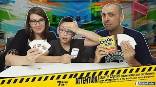 JEU QUI REND FOU !! Color Addict | Family Geek