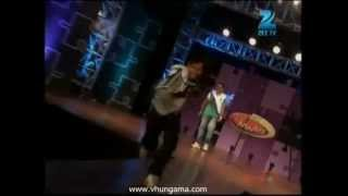 DID Little Masters 2012 Mumbai Audition Rohan.flv