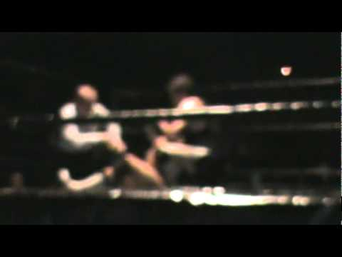 Sicodelico Jr -n- Tigre Misterio vs Azteca King and The Cowboy Bobby Garrett