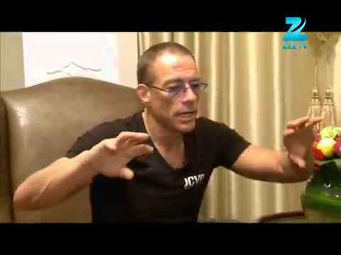 Van Damme want to work with Salman Khan