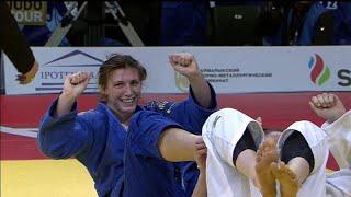 Thrilling second days judo at 2018 Tashkent Grand Prix in Uzbekistan