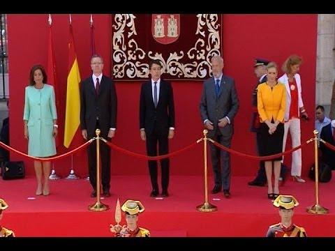 Madrid celebra su fiesta del 2 de mayo