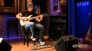 Luke Jaeger of Sleep Terror plays Idiopathic Psychogenesis live on EMGtv