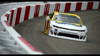 See Dale Jr.'s first lap back in action at Richmond