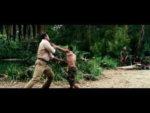 The Rundown Fight Scene video