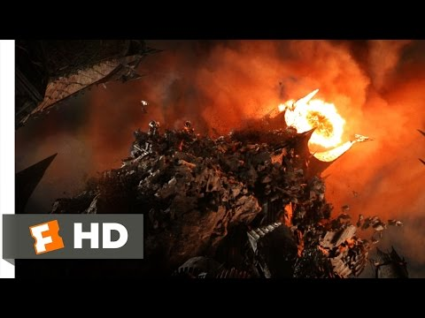 The Lord of the Rings: The Return of the King (8/9) Movie CLIP - The Fall of Sauron (2003) HD