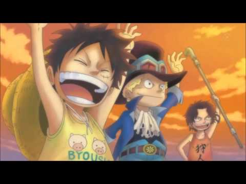 One Piece Soundtrack - To The Grand Line HD