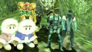 Super Smash Bros. Gmod 2   Part 3    (Fan Movie)