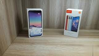 Samsung Galaxy M20 Vs Redmi note 6Pro Unboxing and review