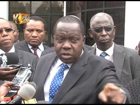 CS Matiang'i dismisses calls by unions to review new term dates