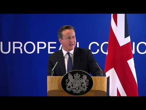 Deal Reached on Britain's Place in Europe, Referendum to Follow (Part 1)