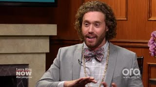 If You Only Knew: T.J. Miller | Larry King Now | Ora.TV