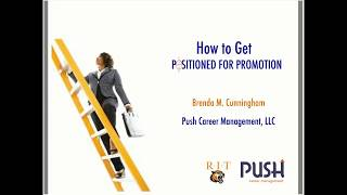 meRIT Webinar: How to Get Positioned for Promotion