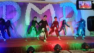 Horror perform by DARE 2 DANCE ACADEMY in DMD competition by VIKRANT SIR