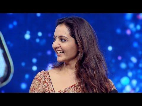 D3 | The queen of fairies is here....Manju Warrier on D3 | Mazhavil Manorama