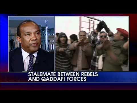 Prince Idris Al-Senussi: Help Us Get Rid of Qaddafi