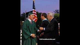 Montville Twp High School Graduation 2018