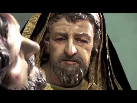 Fernando Aguado. Traslado al sepulcro. Cabra.