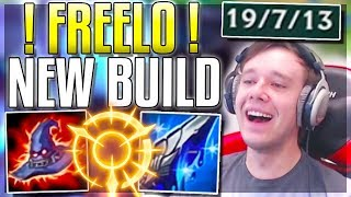 New Korean build makes this Champion super OP now - Journey To Challenger   LoL