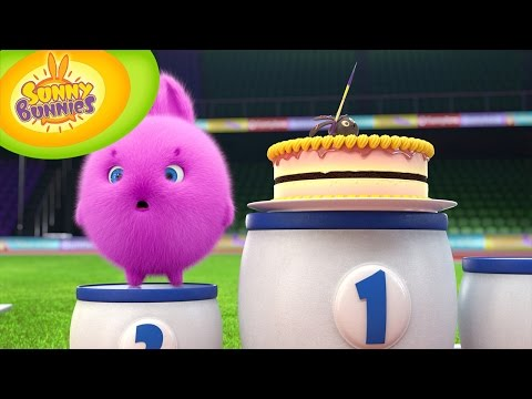 Cartoons for Children | Sunny Bunnies 108 - Athletics (HD - Full Episode)