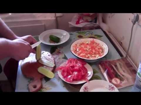 Как приготовить шаурму (шаверму) дома. Всем доступный рецепт.