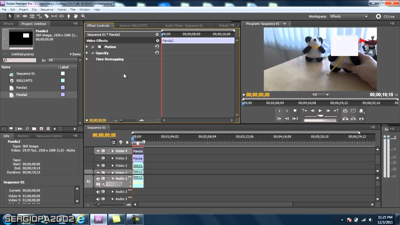 adobe premiere pro how to add motion blur