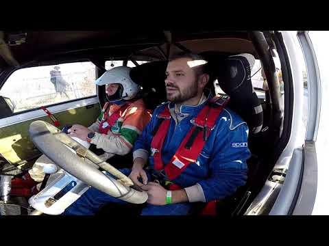 Szilveszter Rally 2018 Geiger Máté - Uber Johan - Lada 2101 | MaxxSport | KLIP