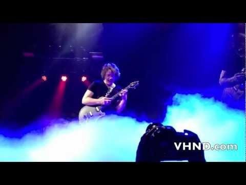 Eddie Van Halen Guitar Solo 2012 Live at the LA Forum