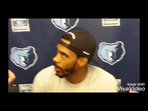 Mike Conley and Marc Gasol talk about the Grizzlies' important off-season