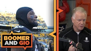Did Le'veon Bell hurt his chances | Boomer and Gio