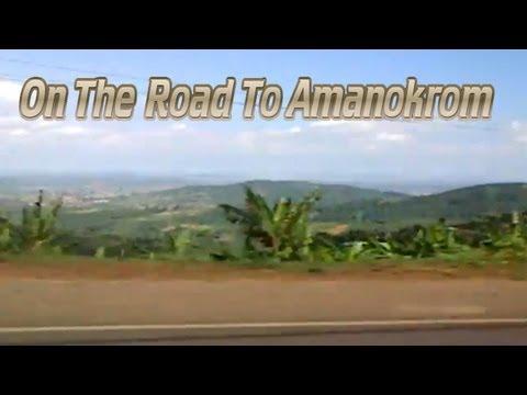 Amanokrom - Akuapim Mampong Area (Mamfe to Accra road via Aburi) (Eastern Region, Ghana)