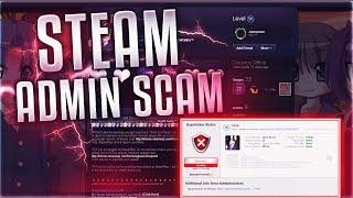 "TF2 - The ""Steam Admin"" Scam Method"