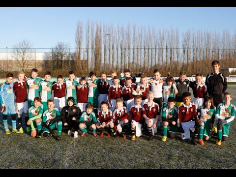 Christmas Truce Tournament Review — feat. Hearts Junior Academy Manager