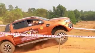 Ford Ranger chiến thắng nhiều hạng mục tại King of Pickup 2016