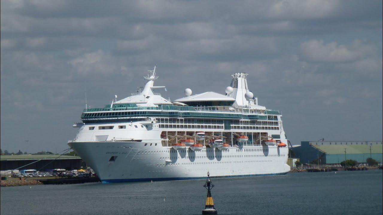 Freedom Of The Sea Ship Tour
