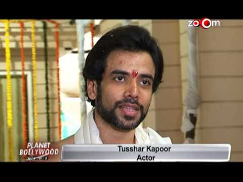 Tusshar Kapoor apologizes to Sridevi