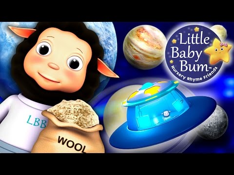 Baa Baa Black Sheep | Part 2 | Nursery Rhymes | Hd Version From Littlebabybum video