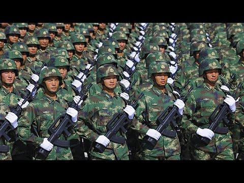 外國人眼中所謂的最好中國軍事視頻the best video of show for china military at eyes of western couries,believe it ?