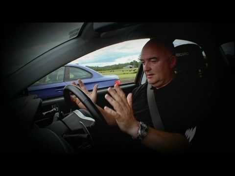 EVO10 vs 135i Top Gear Aus