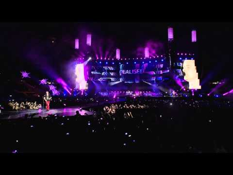 Muse - Madness (Live @ Rome Olympic Stadium, 2013)