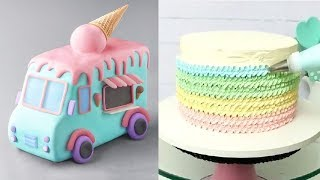 12 Amazing Cake Art Designs | Yummy Chocolate Cake Decorating Ideas