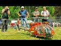 GIANT RC SA-341/342 GAZELLE SCAE MODEL TURBINE HELICOPTER DEMO FLIGHT DEMONSTRATION