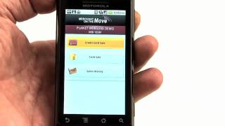 Android  Credit Card Processing