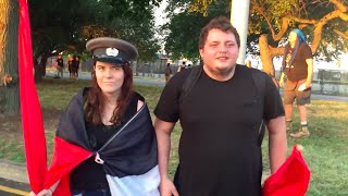 Dawn Lifsey SC Clemson Communist Skank THOT Cunt Mocks 100 Mil Killed By Commies UNDER VID
