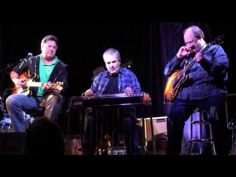 Together Again! The Time Jumpers. Vince Gill And Paul Franklin! video